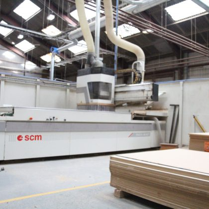 CNC-Machine-Splindler